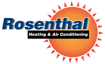 Rosenthal Heating & Air Conditioning Logo