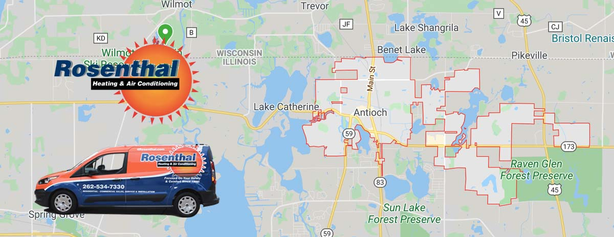 Antioch, IL Heating and Furnace Services
